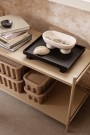 Ferm Living - Bon Wooden Tray Small - Bl. Stained Oak thumbnail