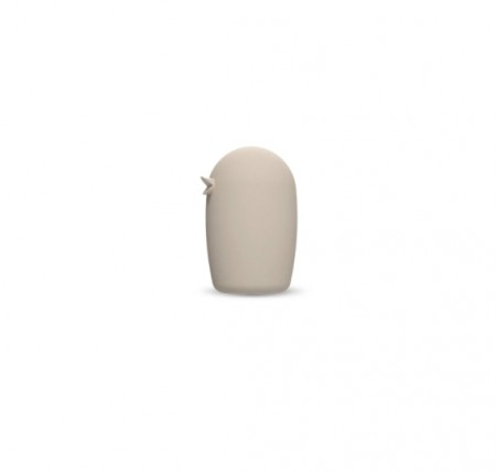 Cooee Design Ceramic bird 8 cm - Sand
