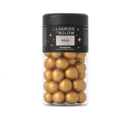 Lakrids by Bülow Gold - Raspberry Regular