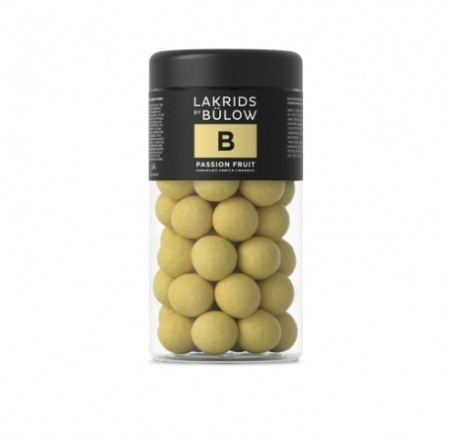 Lakrids by Bülow B – Passion Fruit Regular