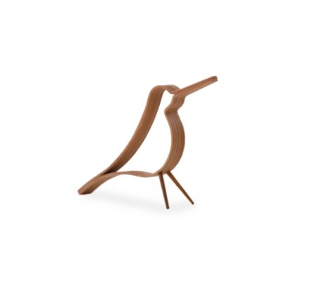 Cooee Design Woodie bird Eik Liten