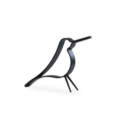 Cooee Design Woodie bird Svart Liten